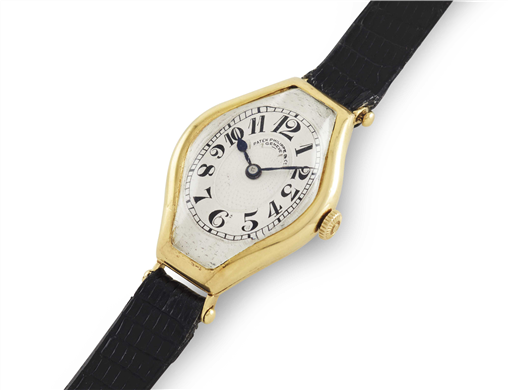 Patek Philippe 1916. Damklocka. Fast pris 9,500 USD Christie's Online Shop