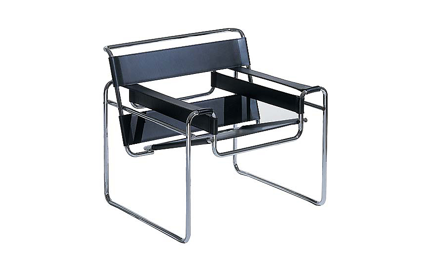 La chaise Wassily, image via Design within Reach