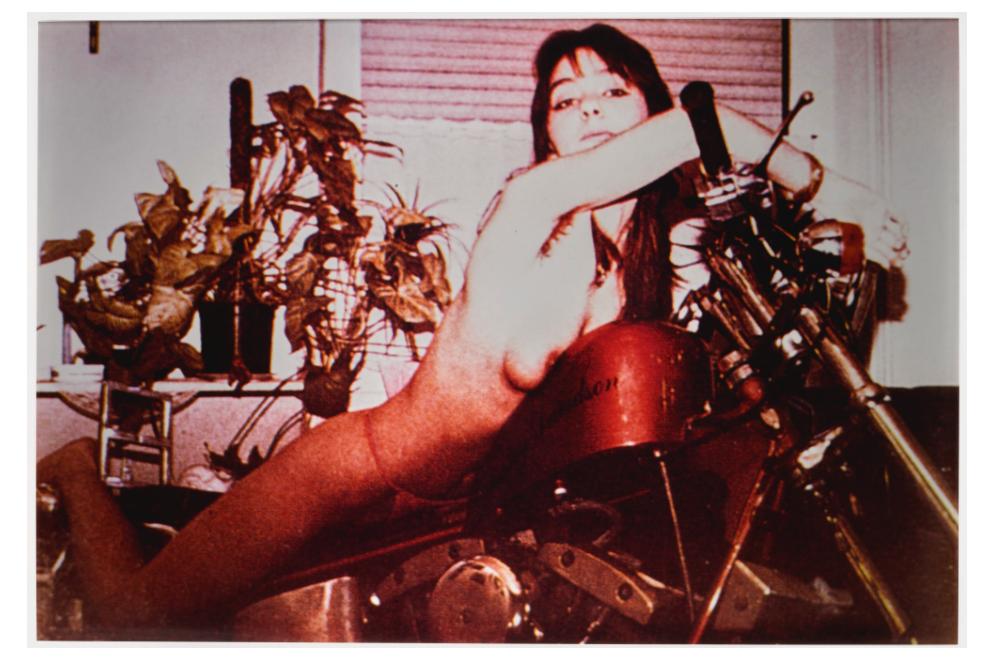 Richard Prince, Untitled (Girlfriend), 1993Ektacolour print