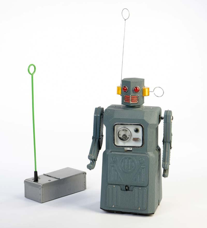 MASUDAYA Radicon Robot, Blech, Japan