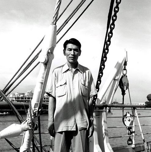 Chu Teh-Chun (1920-2014) Image via leblogdesartistespeintres.com