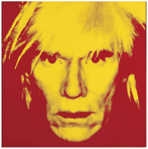 Self-Portrait-Fright-Wig-by-Andy-Warhol-for-Christies-Auction1