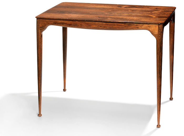 "Peder Moos, ""Museum table"" Estimation basse: 40 300 euros"