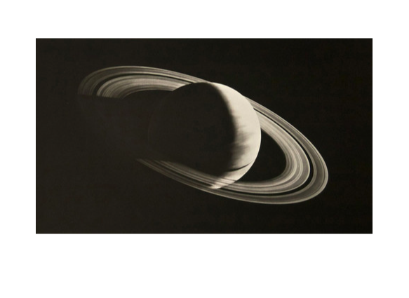 Robert Longo (Amerikan, f. 1953), Untitled (Saturn), 2014, print i en upllaga om 30 exemplar.