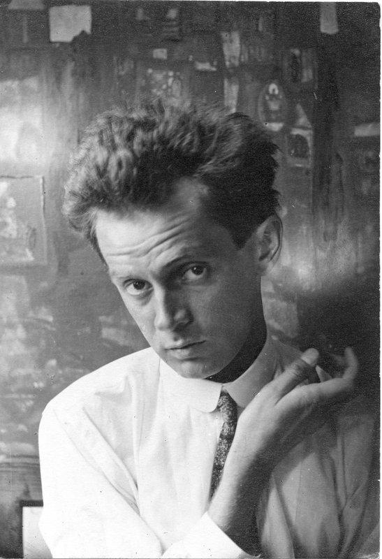 Egon Schiele Image via Leopold Museum