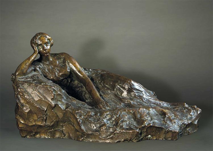 Eugenio Pellini (1964-1934). Medverkat på Venedigbiennalen 1922. Lot: 17. Utrop: 64.900 SEK