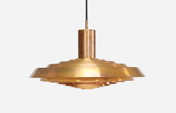 Lampe Poul Henningsen Wright Estimation basse: 270 €