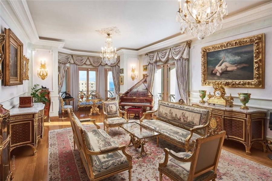 Les 550 m2 seront vendus non meublés, image ©Sothebysrealty.com