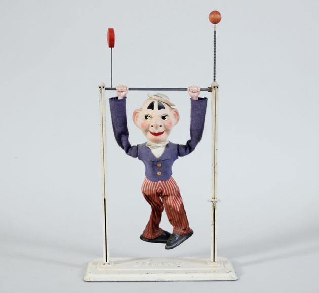 Plåtleksak_Jimmy_Arnold_Tyskland_Dalarnas-Auktionsbyrå