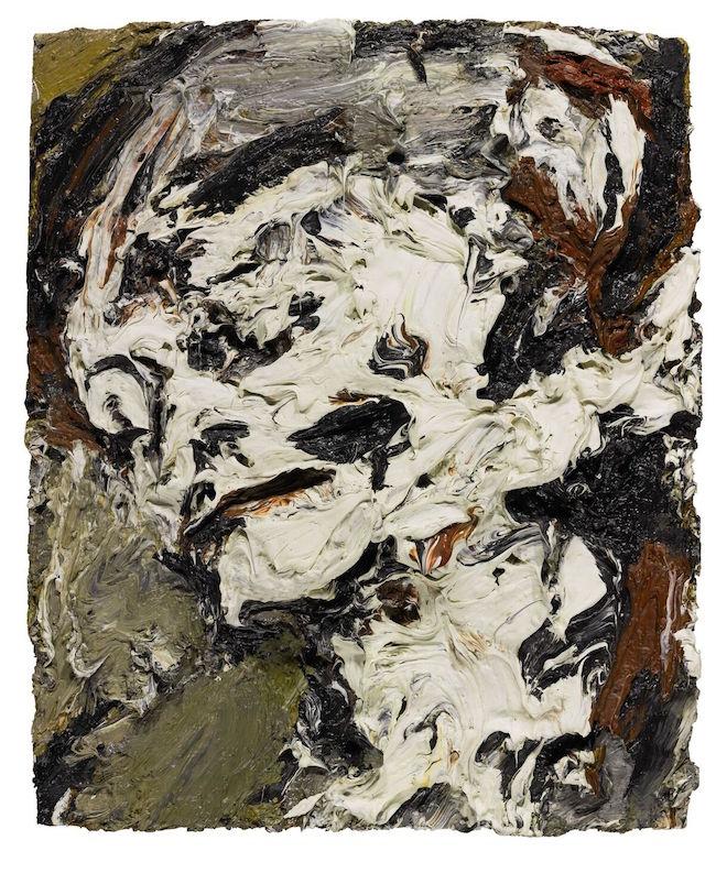 Frank Auerbach, Head of Gerda Boehm (1965).