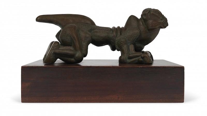 Sydney Kumalo (1935-1988), Leopard (1966).