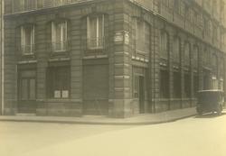 35 & 37, rue Madame, siège des Éditions de la NRF en 1914, image ©Gallimard.fr