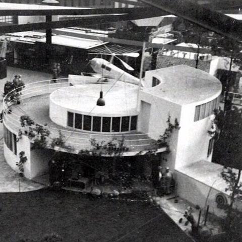 House for the Future, 1929, image via Pinterest