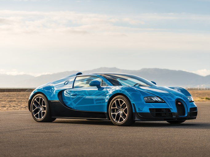2015 Bugatti Veyron 16.4 Grand Sport Vitesse | Foto: ©2018 Courtesy of RM Sotheby's