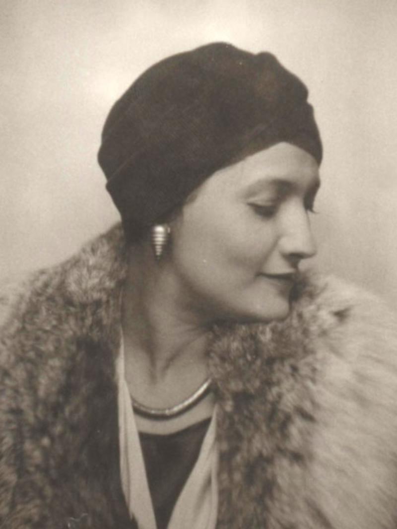 Suzanne Belperron (1900-1983) Foto: Architecturaldigest.com