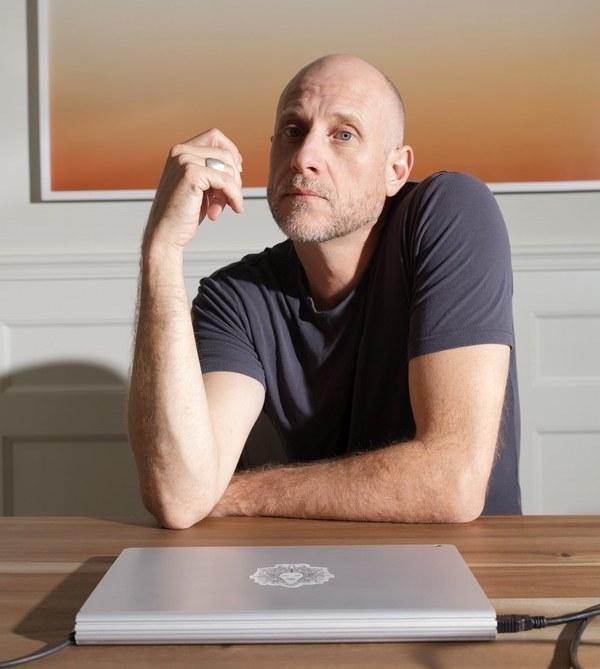The artist Trevor Paglen in Studio City, California. Photo: © Maggie Shannon