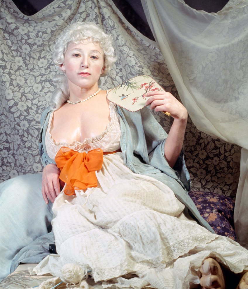 Cindy Sherman, « Untitled #193 », image ©The Doris and Donald Fisher Collection