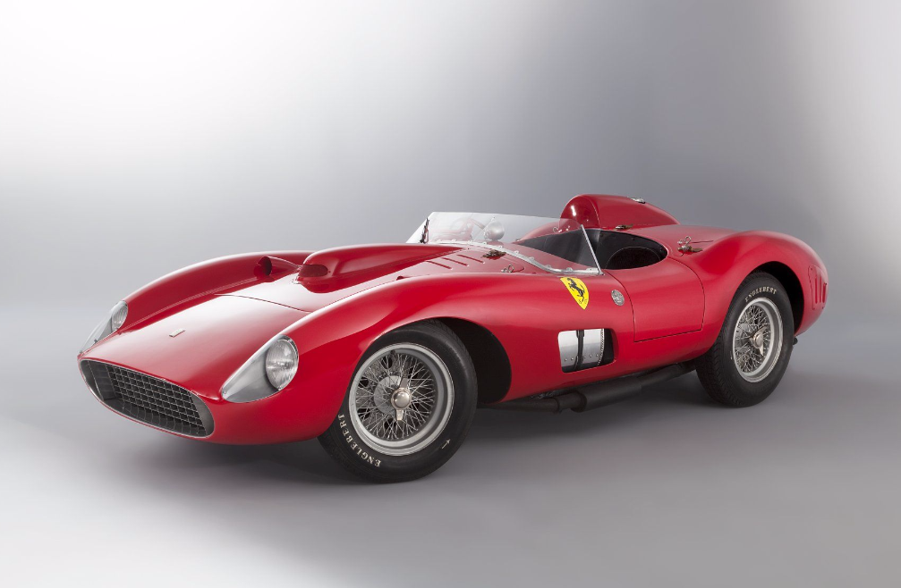 1957 Ferrari 335 Sport Scaglietti  Châssis type 520/B, n° 0674  Moteur type 141, n°0674, numéro interne 2
