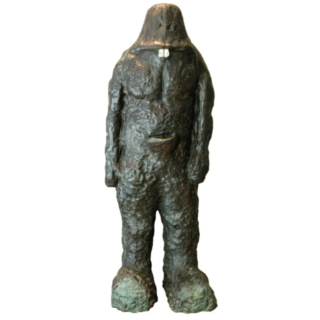 "Bjarne Melgaard ""Untitled"" (Snuff), 1998. Utrop: 600,000-700,000 NOk."