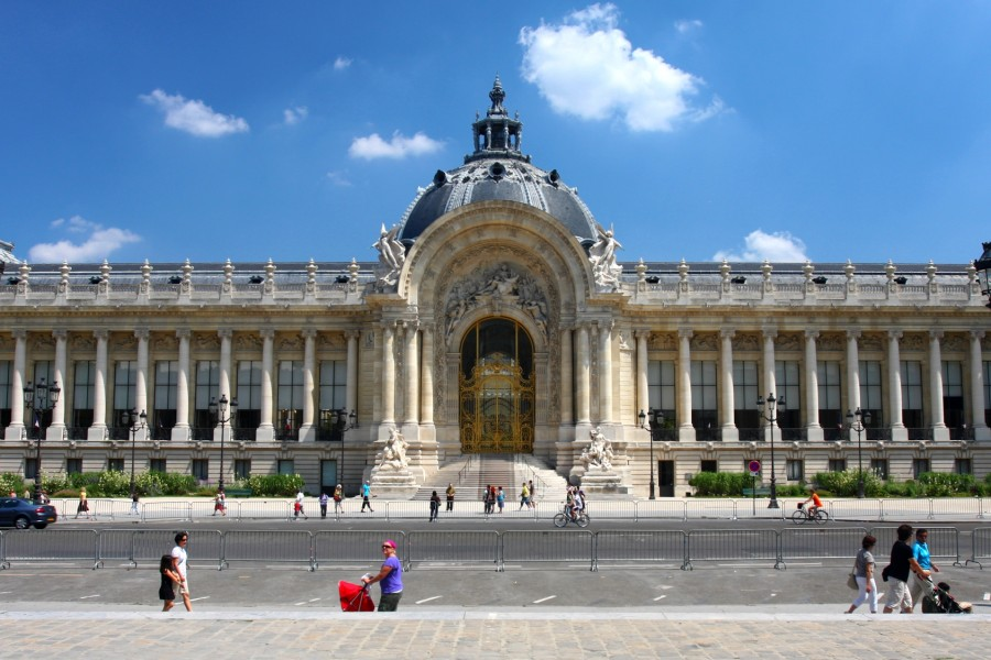 """Le Petit Palais continuera d'accueillir """"On Site"""", et ce pendant les travaux de rénovation du Grand Palais Image: Wikimedia Commons"""