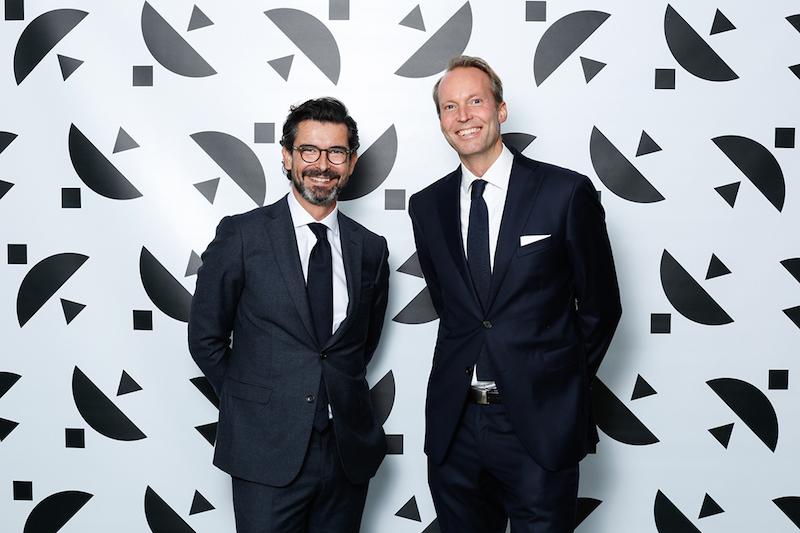 Pontus Silfverstolpe kom tillsammans med Kristoffer Tilgman, VD för Göteborgs Auktionsverk
