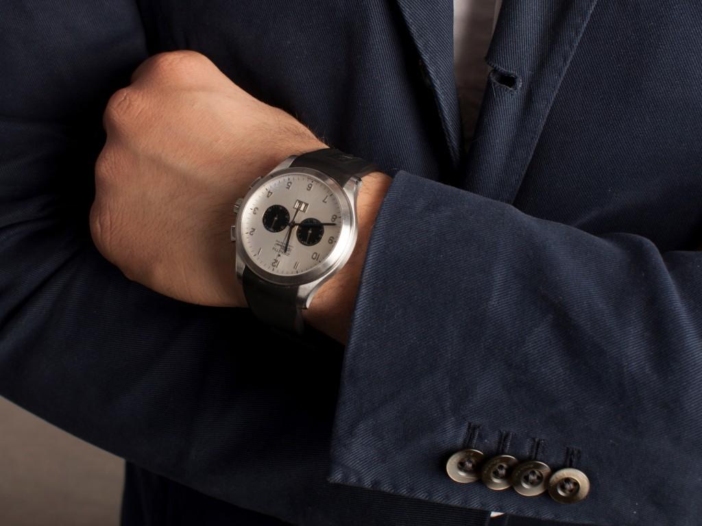 Todays Wristshot: Zenith El Primero Grande Class, cal.4010, LOT 111, photo: www.kaplans.se