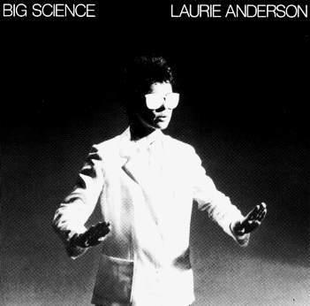 Skivomslaget till Big Sciene