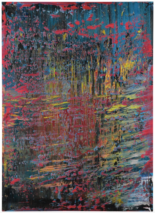 GERHARD RICHTER (*1932 Dresden) - Abstraktes Bild, 1988 Sotheby's