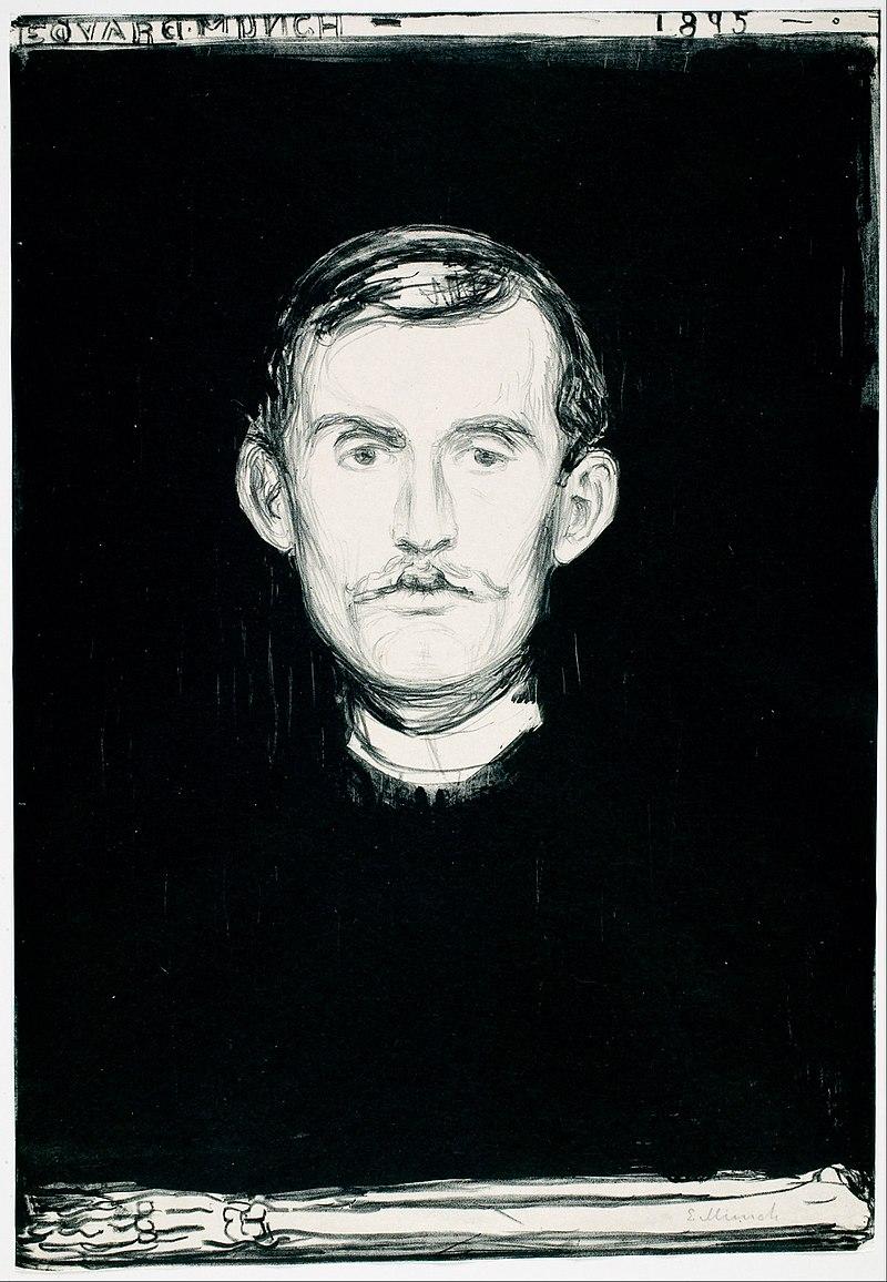 800px-Edvard_Munch_-_Self-Portrait_(1895)_G0192-59_-_Google_Art_Project