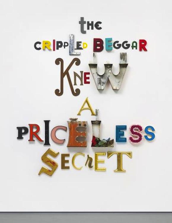 JACK PIERSON The Crippled Beggar Knew a Priceless Secret, 2006, Phillips, Barnebys