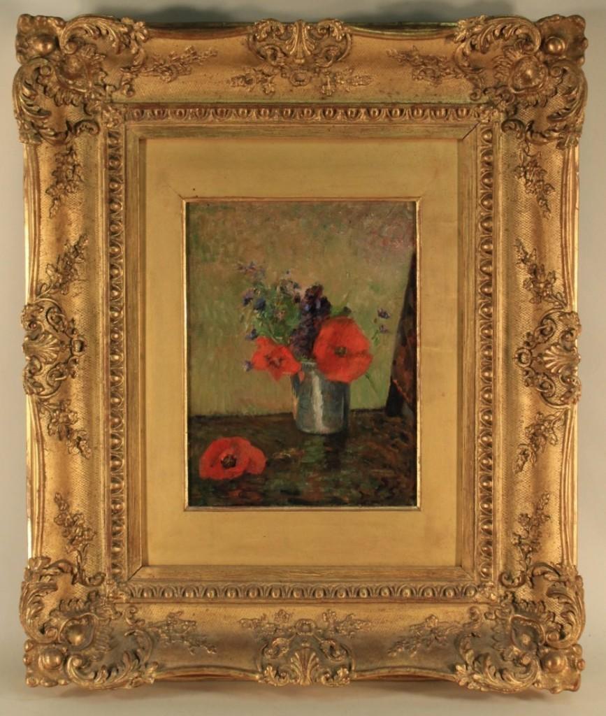 Paul Gauguin Summer Flowers in a Goblet