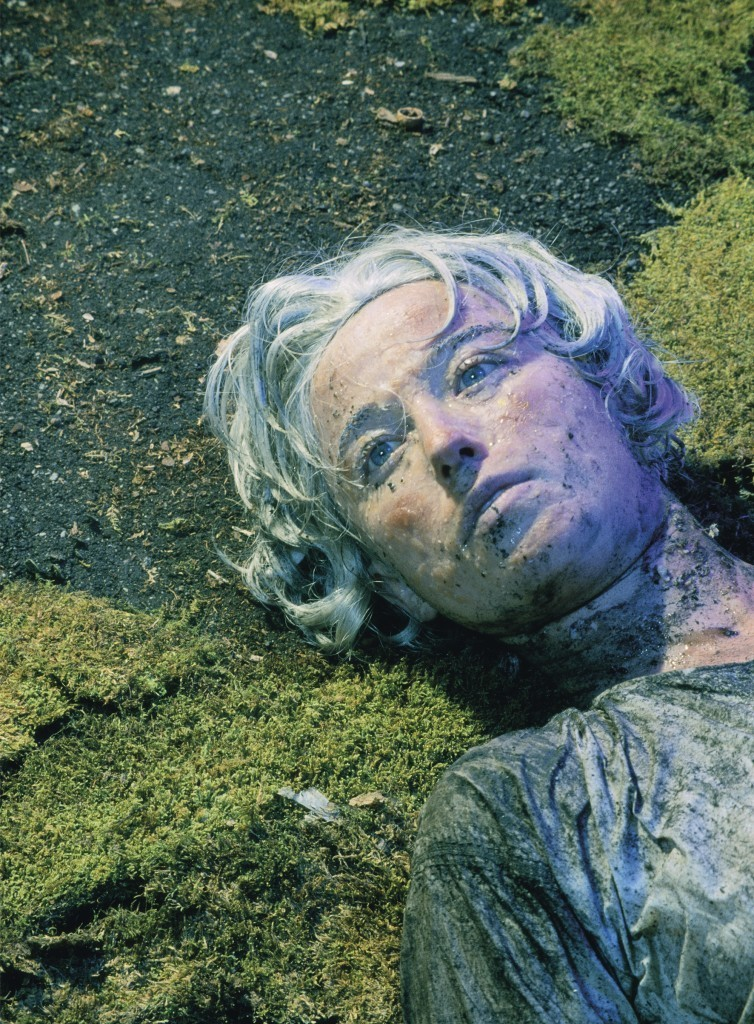"Cindy Sherman, Untitled #153, 1985, aus ""Untitled Horrors"" 
