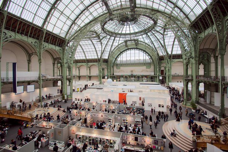 Paris Photo au Grand Palais, en 2016 Crédits photo: Frédéric Bisson