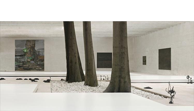 Andreas Erikssons konst i den Nordiska Paviljongen i Venedig