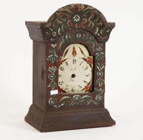 Pendule, 19e siècle Dalarnas Auktionsbyrå