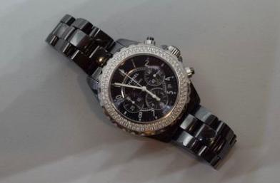 Chanel wristwatch