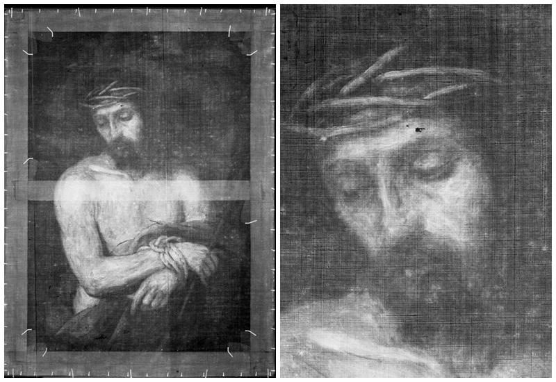 """Estudio del """"Ecce Homo"""". Imagen Catawiki"""