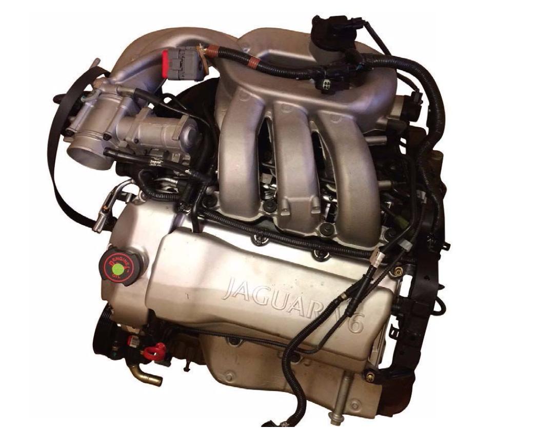 Jaguar S-type Bloc moteur complet, Version V6 3L essence pour 1ère génération du modèle équipé de boîte de vitesse automatique