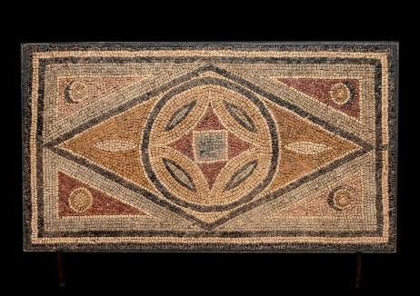 Importante mosaïque romaine