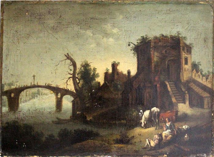 Both, Jan _ca. 1615 Utrecht 1652