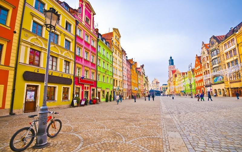 Wrocław, Poland Image via turystyka.wp.pl