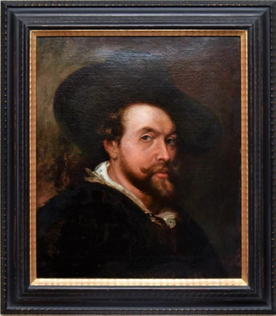 It's a Rembrandt
