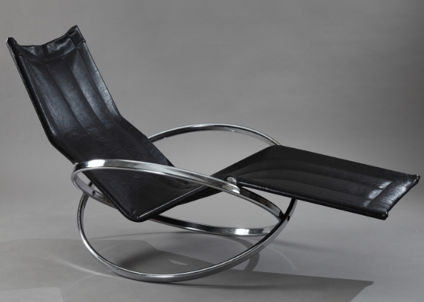 Chaise longue Jet star de Roger LECAL  Atena Design