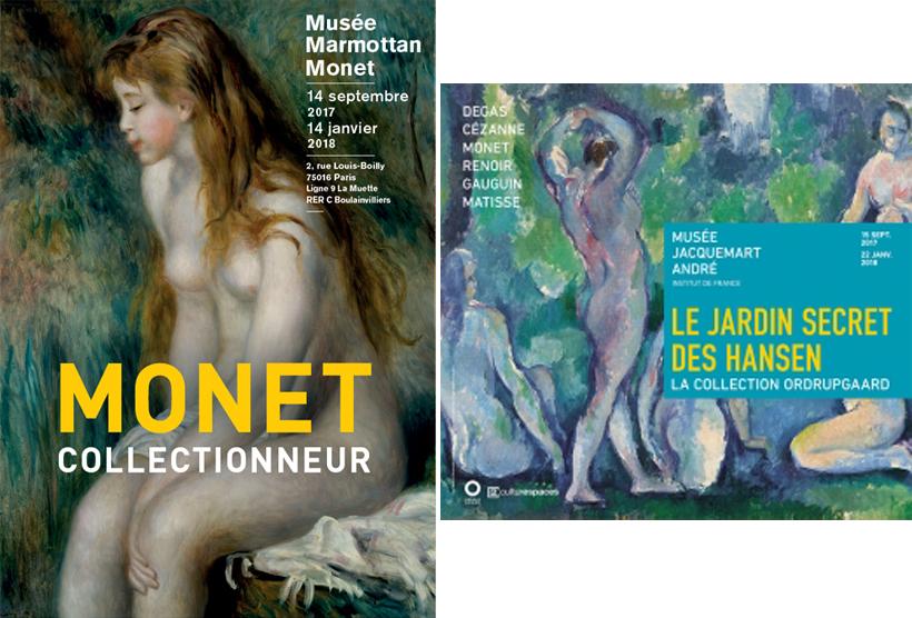 Via Musée Marmottan Monet, Musée Jacquemart André