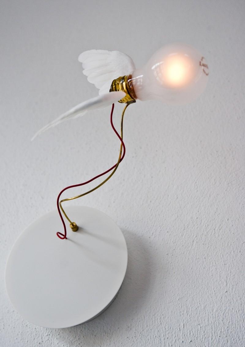 """Wandlampe """"Lucellino"""" von Ingo Maurer"""