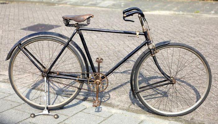cykel andra hand
