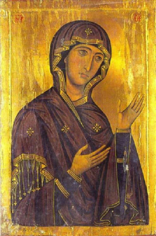 Ikon. Bild: pravoslavieto.com