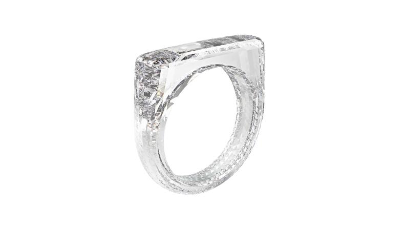Der (RED) Ring war eines der Highlights der Charity-Auktion   Abb.: Sotheby's