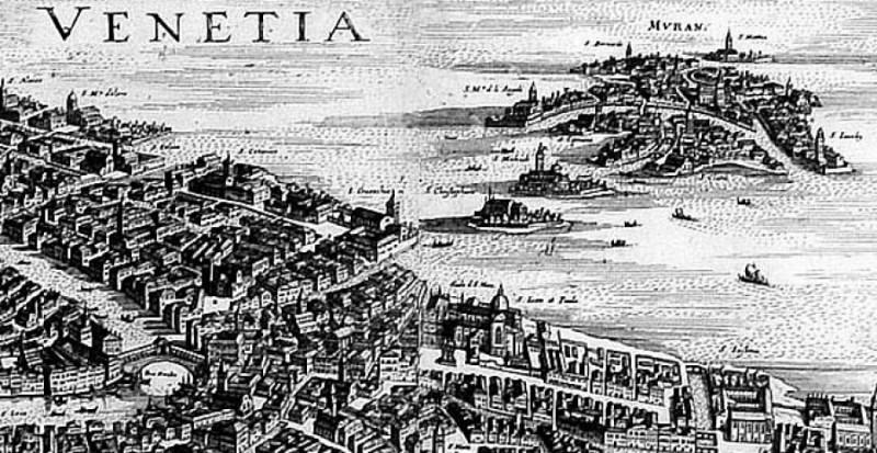 Venecia y Murano