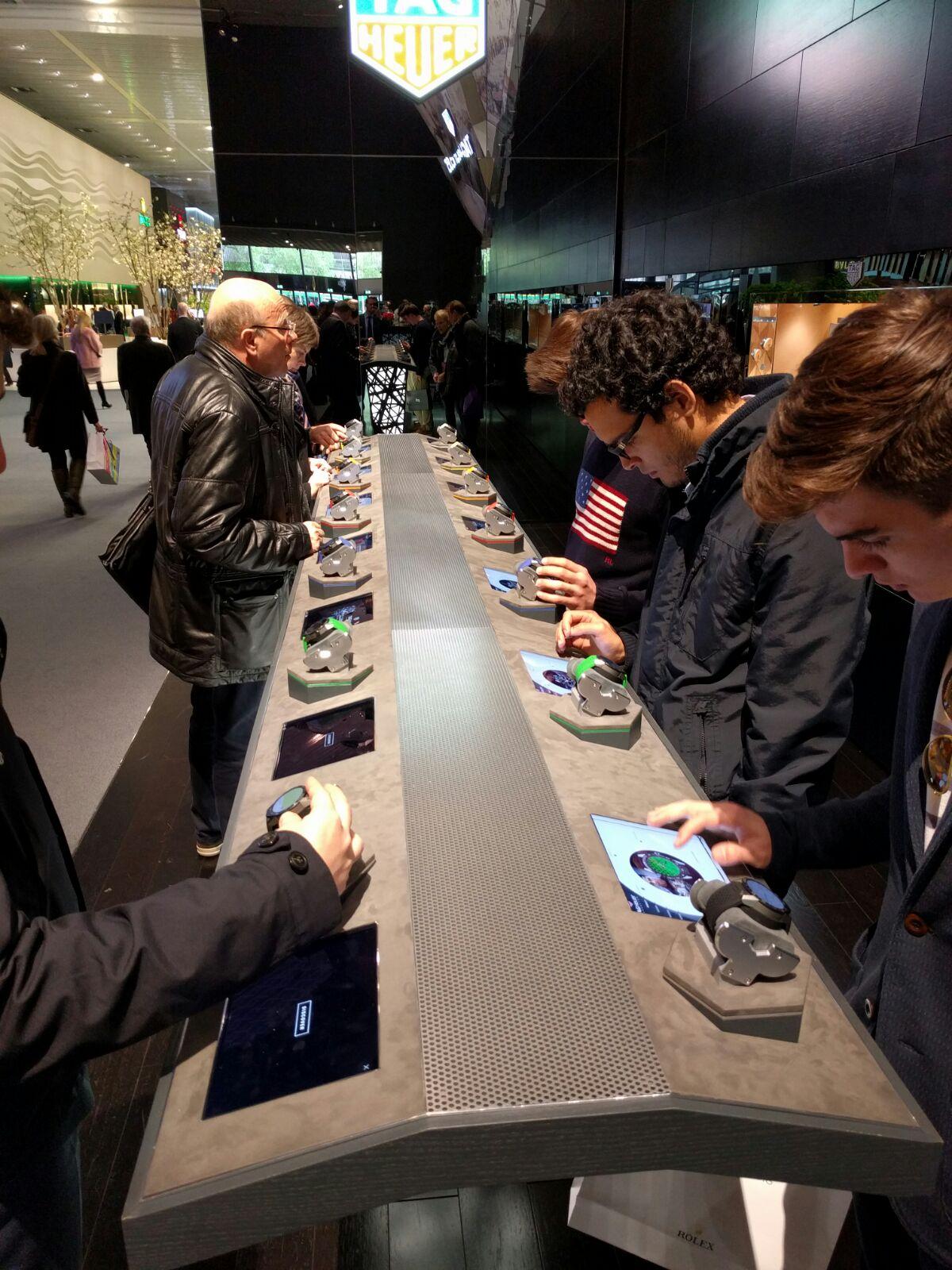 Les smartwatches, au coeur de l'attention du public Image: Barnebys